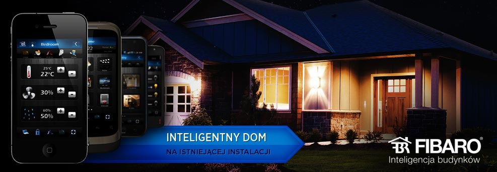 inteligentny dom fibaro